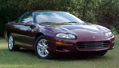 TCGOB 2001 Camaro Z28